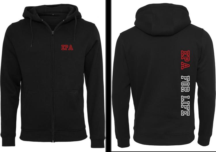 Epa For Life Zip Hoodie - opstreetwear.se d3f17b6fffc77