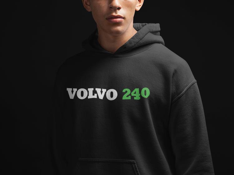Volvo 240 Hoodie