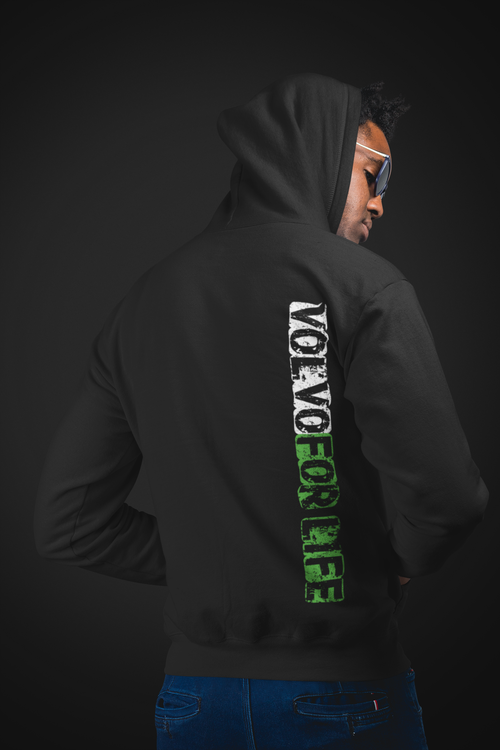 Volfoforlife hoodie