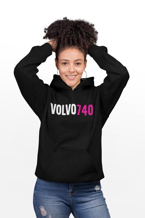Volvo 740 Hoodie