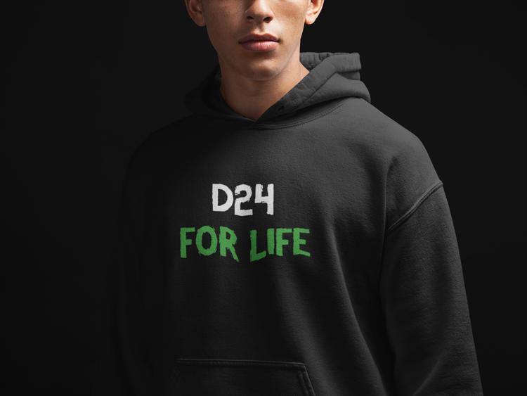 D24 hoodie