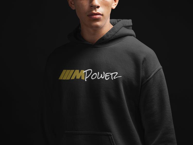 M Power Hoodie