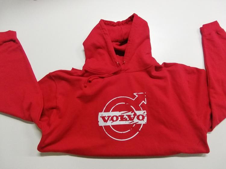 Volvo hoodie XL