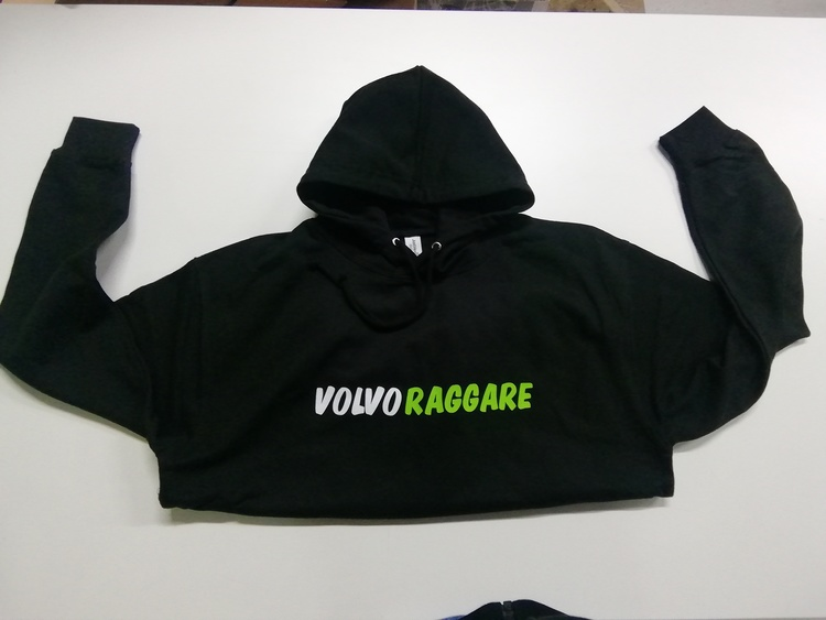 Volvoraggare hoodie