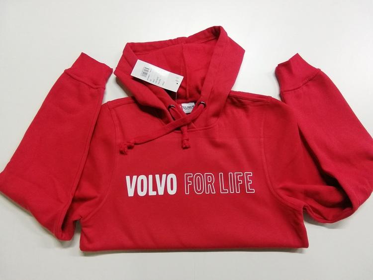 Volvo för life hoodie