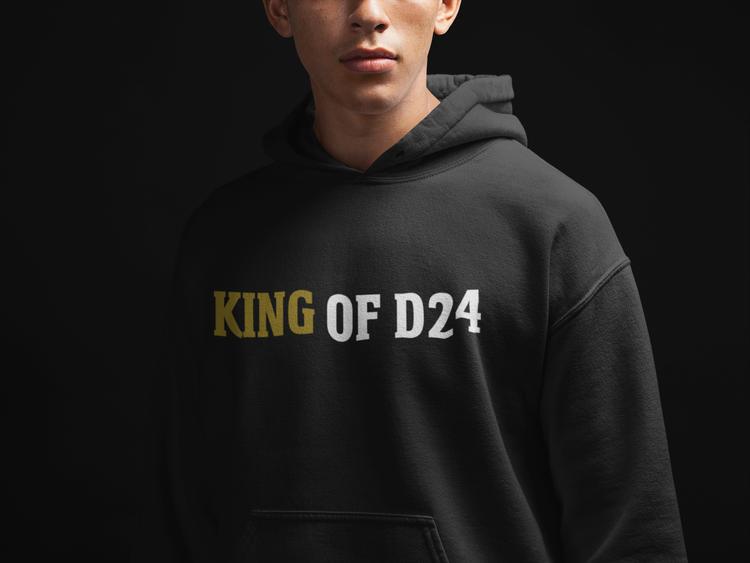 King of D24 Hoodie