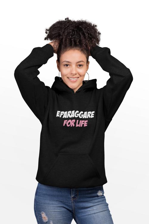 Eparaggare Rosa Hoodie