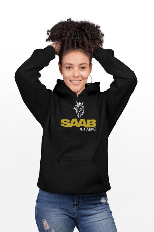 Saab 9-3 Aero Hoodie