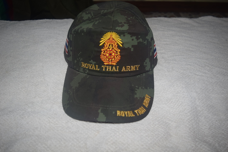 "Keps "" Royal Thai Army """