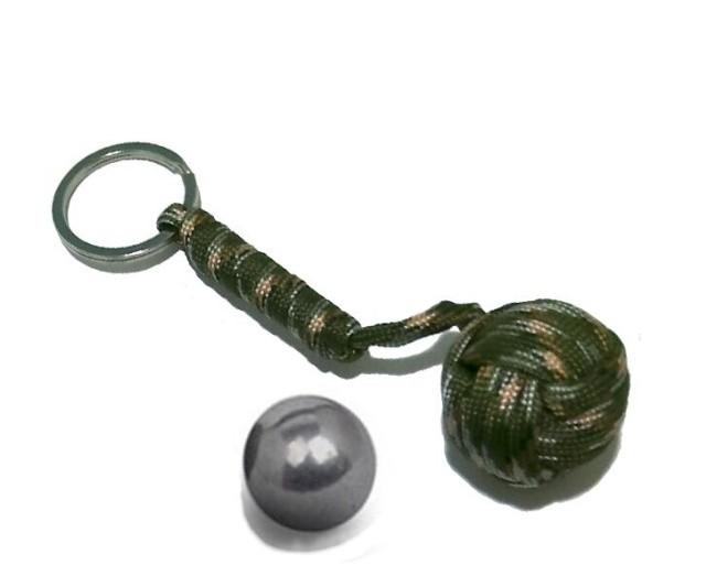 Monkey Fist Steel Ball