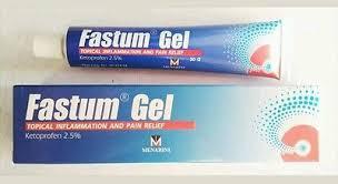 Fastum Gel 30 gr