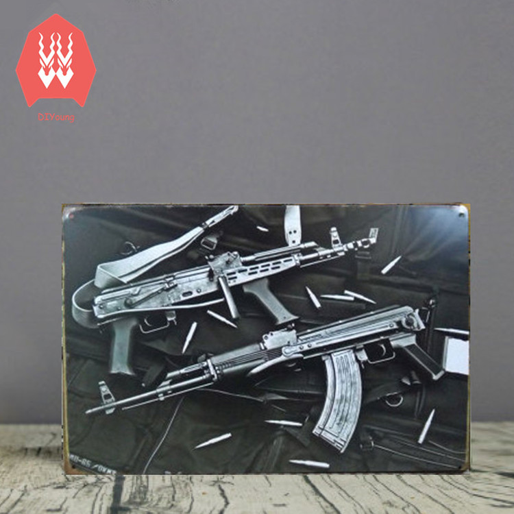 Home Decor AK-47