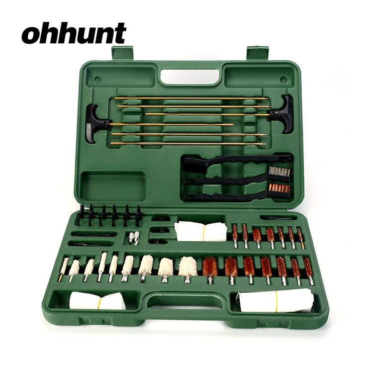 Gun Cleaning Kit, 62 delar