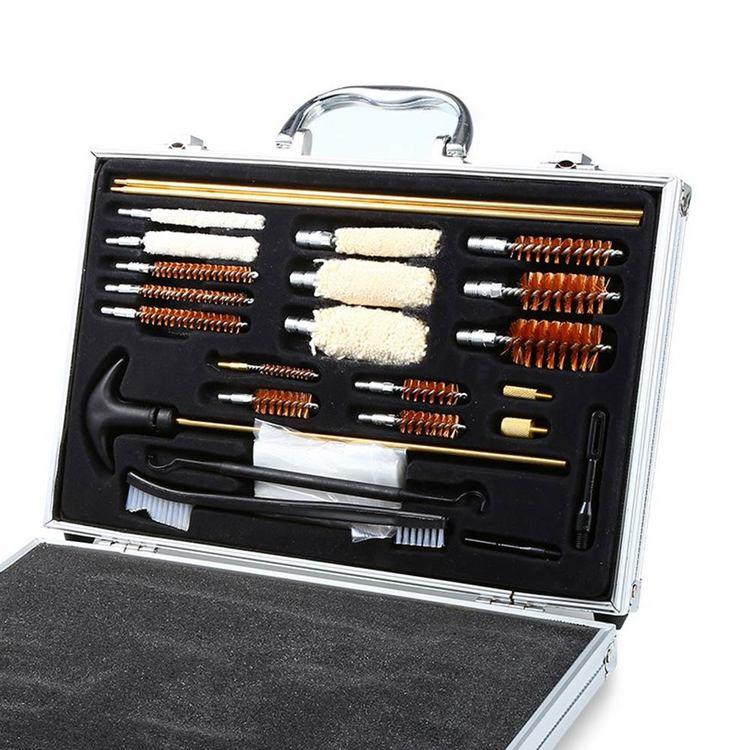 Gun Cleaning Kit Rifle  74 Delar