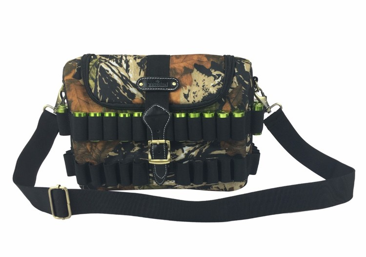 Tourbon Hunting Shooting Shotgun Cartridge Bag