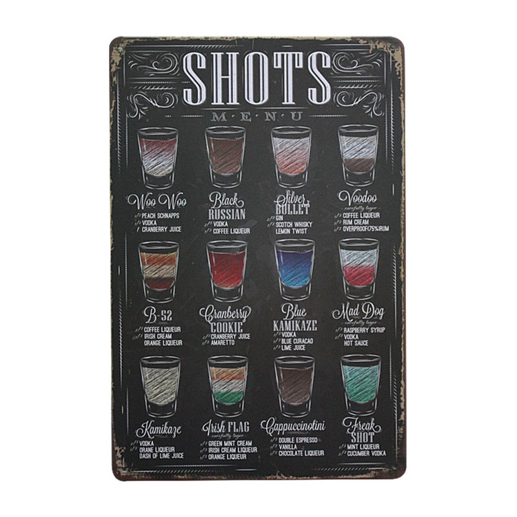 Home Decor. Shots