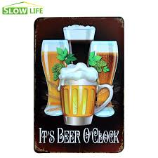Home Decor: Its Beer O´Clock
