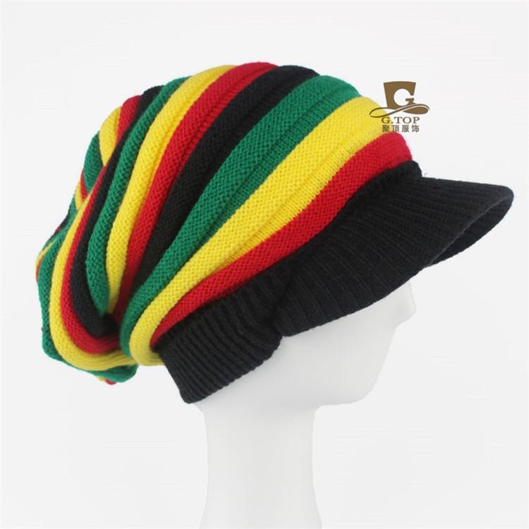 Bob Marley Reggae Jamaican cap