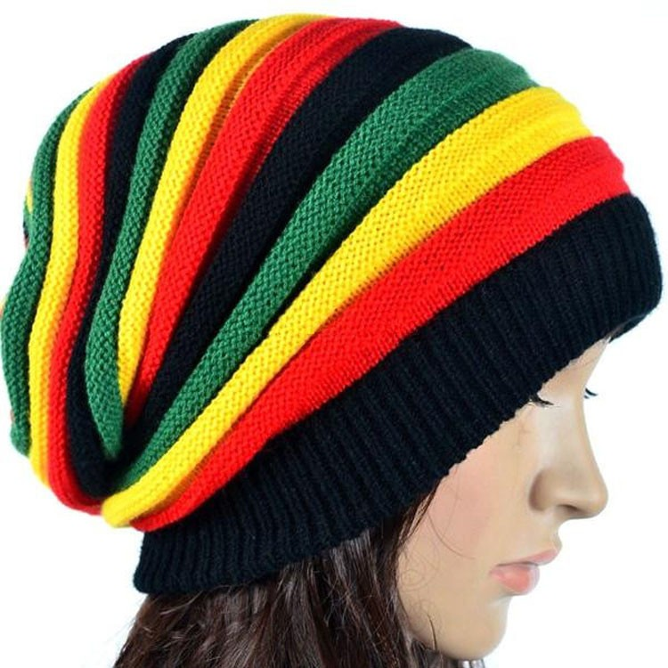 Bob Marley Jamaican reggae cap