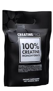 CreatinePro 100% Monohydrate 400g