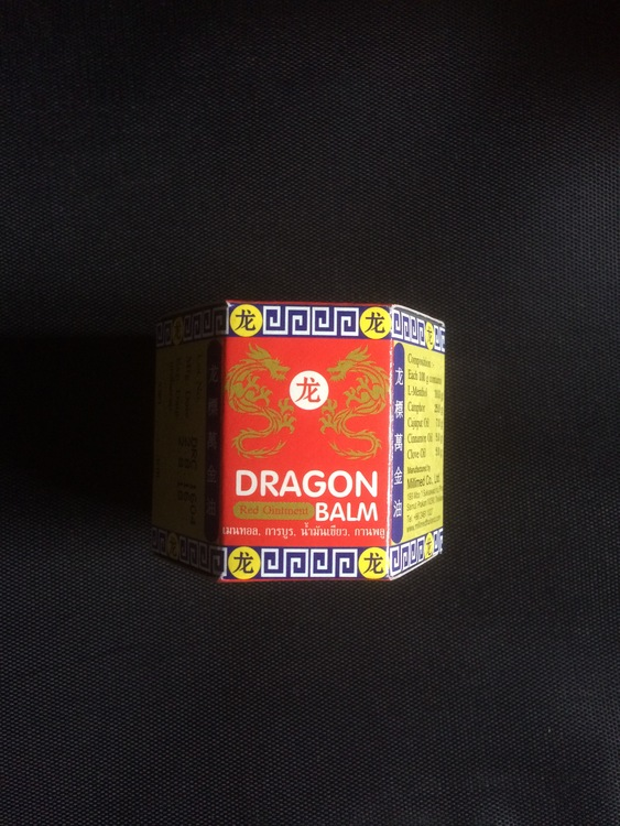 Dragon Balm 15 gr