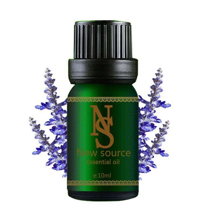 Massageolja Lavender