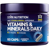 Vitamins & Minerals Daily