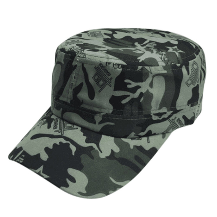 Men & Women Camouflage Cap