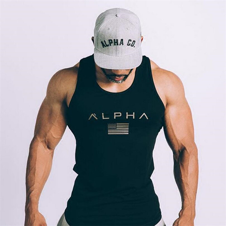Tank Top Alpha