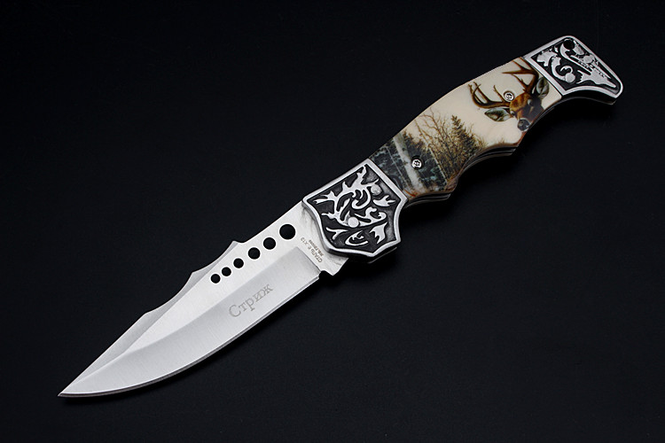 Hunting Pocket Knives