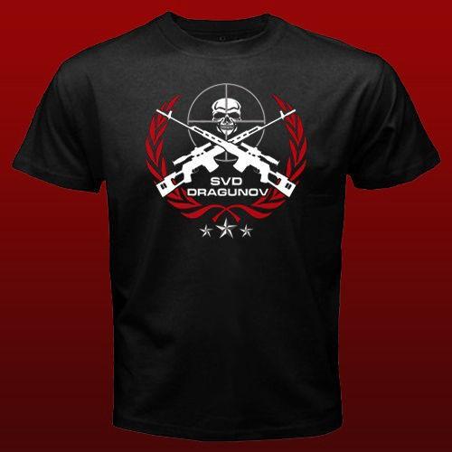 SVD Dragunov  T-shirt
