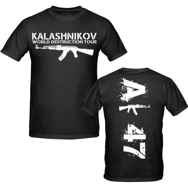 Ak 47 T Shirt