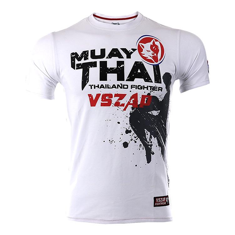 VSZAP  Muay Thai T Shirt