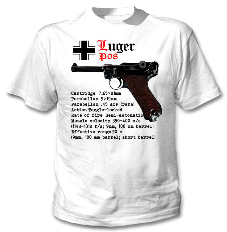 LUGER P08 GERMANY WWII