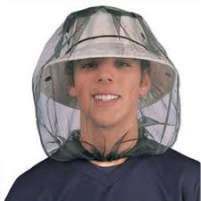 Insect Mosquito Net Mesh Face