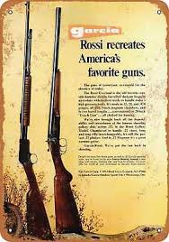 Rossi Long Guns Vintage