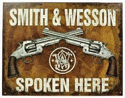 Smith & Wesson Spoken Here