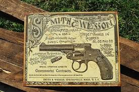 Smith & Wesson 1852