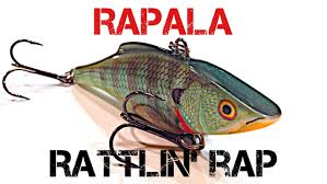 Rapala Rattlin 07 Fishing Lures