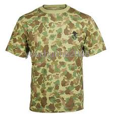 T-Shirt Pacific Camouflage