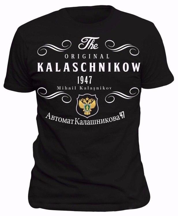 T-Shirt  Kalaschnikow AK-47