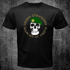 T-Shirt French Foreign Legion