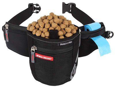 EZYDOG SNAKPAK TREAT BAG PRO