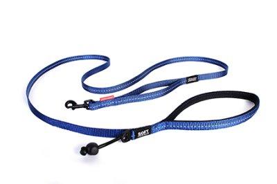 EZYDOG koppel soft trainer blå Lite 12MMX181CM