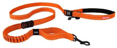 EZYDOG Koppel road runner orange 210CM reflex zero shock