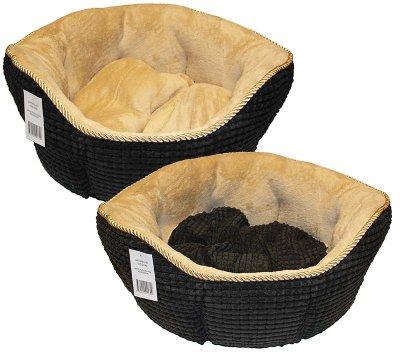 Hundbädd Oval Bamse