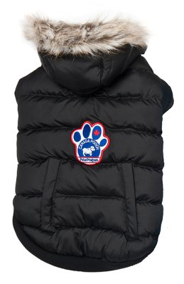 Canada Pooch North Pole Parka Svart