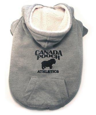 Canada Pooch Cozy Caribon Grå Hoodie