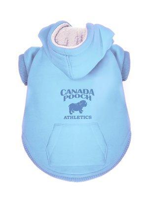 Canada Pooch Cozy Caribon Blå Hoodie