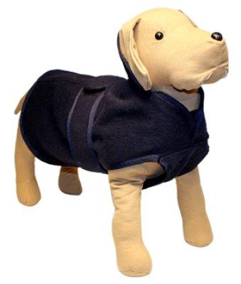 Ylle Täcke Ozami Hund Marinblå